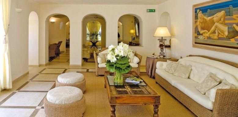 Villa Roma Imperiale, lobby