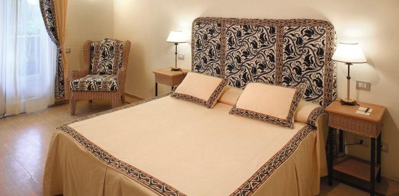 Villa Roma Imperiale, romantic room