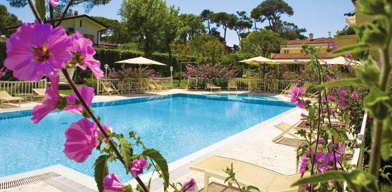 Villa Roma Imperiale, pool