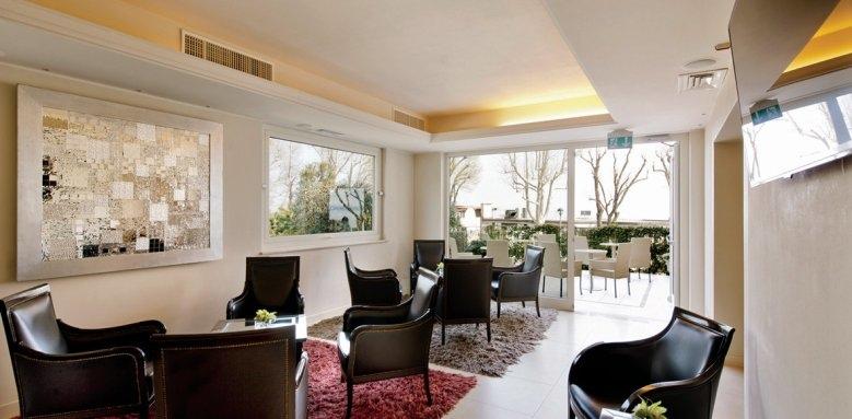 Villarosa Hotel, interior