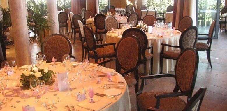 Villasanpaolo, restaurant