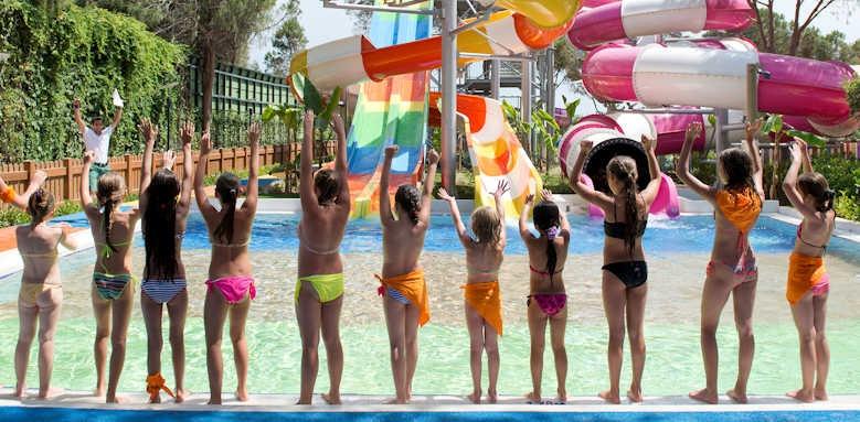 xanadu resort, children's area