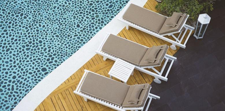yacht boheme, pool