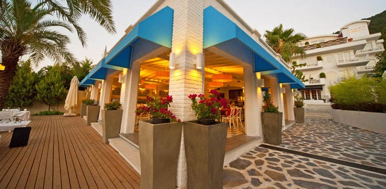 Yacht Classic Hotel, restaurant