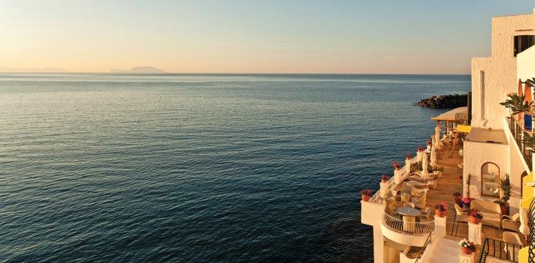 Miramare Sea Resort & Spa, sea view