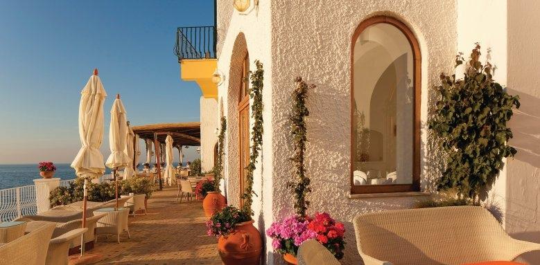 Miramare Sea Resort & Spa, terrace