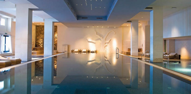 Hotel Excelsior Indoor Pool