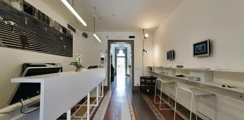 La Moresca Maison de Charme, reception