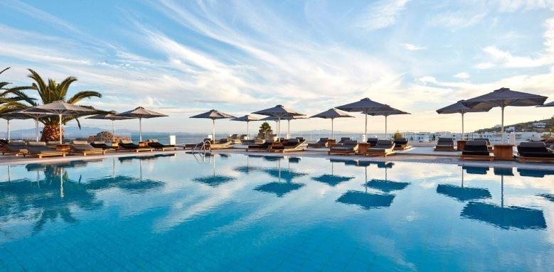 Myconian Ambassador Hotel & Thalasso Centre, pool