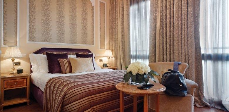 Carlton Hotel Baglioni, classic room