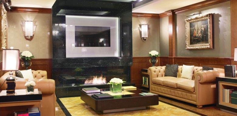 Carlton Hotel Baglioni, lobby