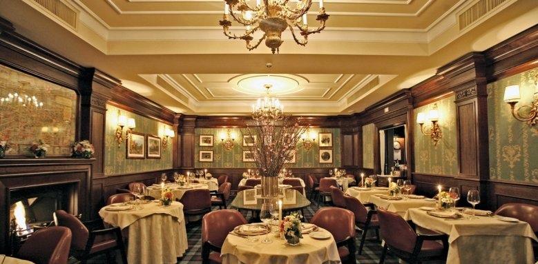Carlton Hotel Baglioni, restaurant