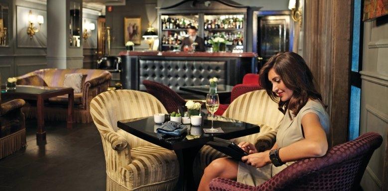 Carlton Hotel Baglioni, bar