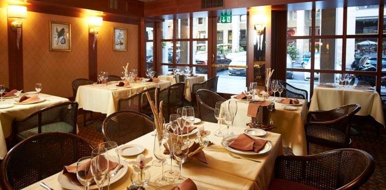Sina De La Ville, restaurant