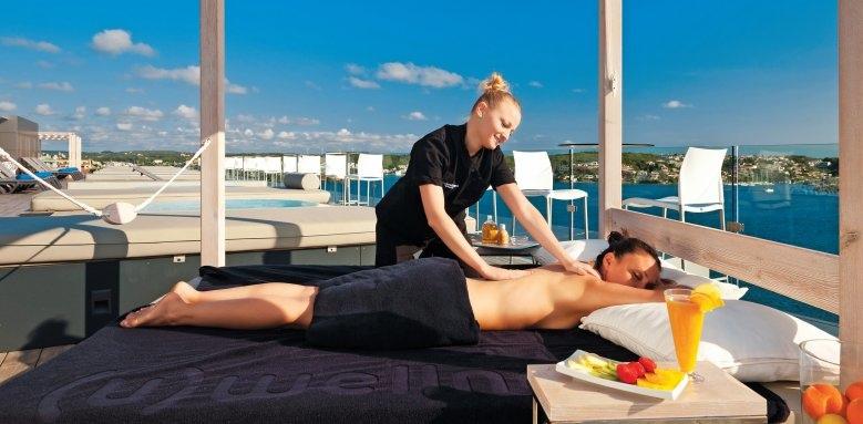 Barcelo Hamilton Menorca, massage