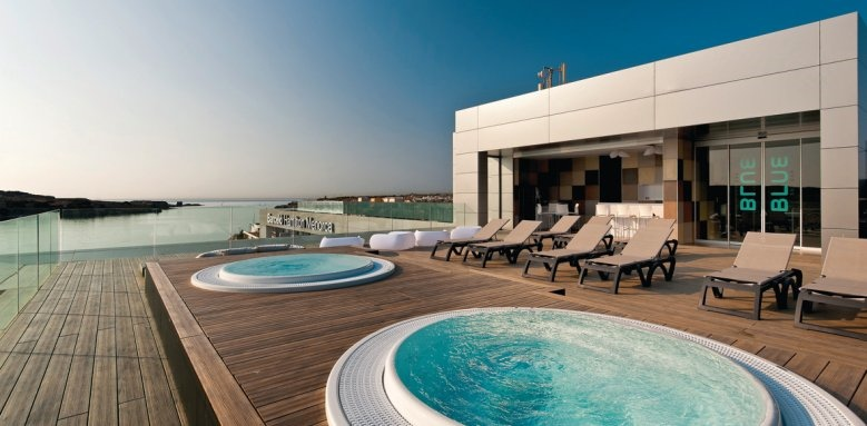 Barcelo Hamilton Menorca, jacuzzi pools