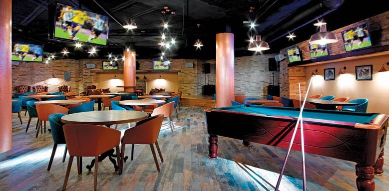 Hard Rock Hotel Ibiza, sports bar