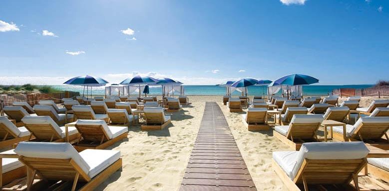 Hard Rock Hotel Ibiza, beach