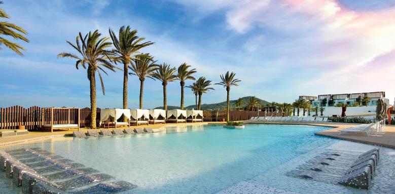Hard Rock Hotel Ibiza, pool