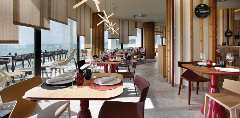Hard Rock Hotel Ibiza, restaurant