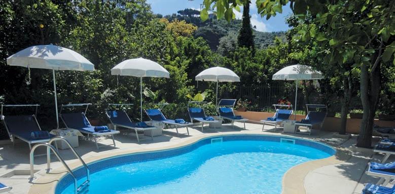 Hotel Regina, pool