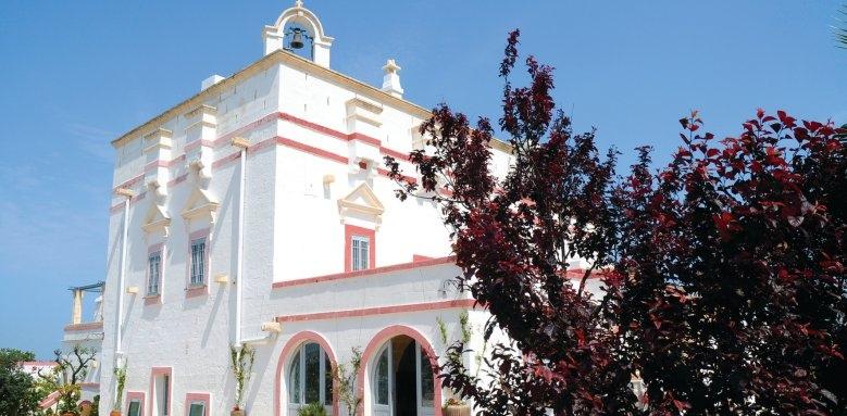 Masseria Montenapoleone, exterior