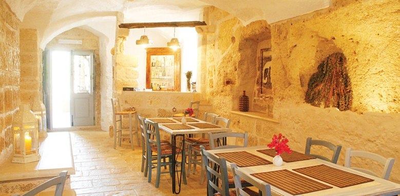 Masseria Montenapoleone, restaurant