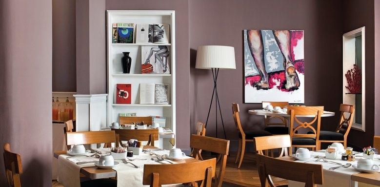 Hotel Principe Di Villafranca, breakfast room