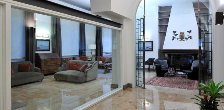 Hotel Principe Di Villafranca, lobby