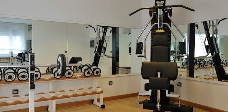 Hotel Principe Di Villafranca, fitness room