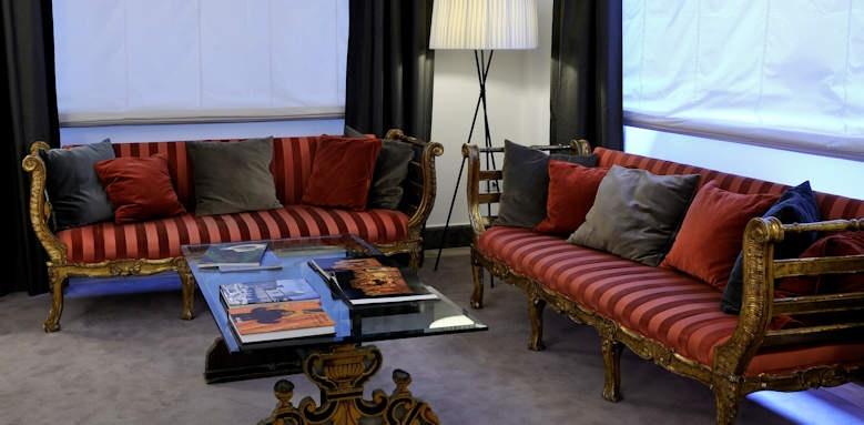 Hotel Principe Di Villafranca, sitting room