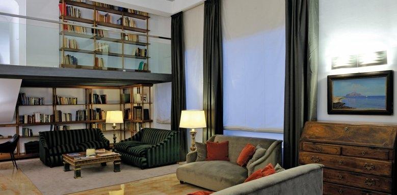 Hotel Principe Di Villafranca, lounge