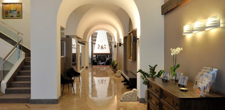 Hotel Principe Di Villafranca, hall