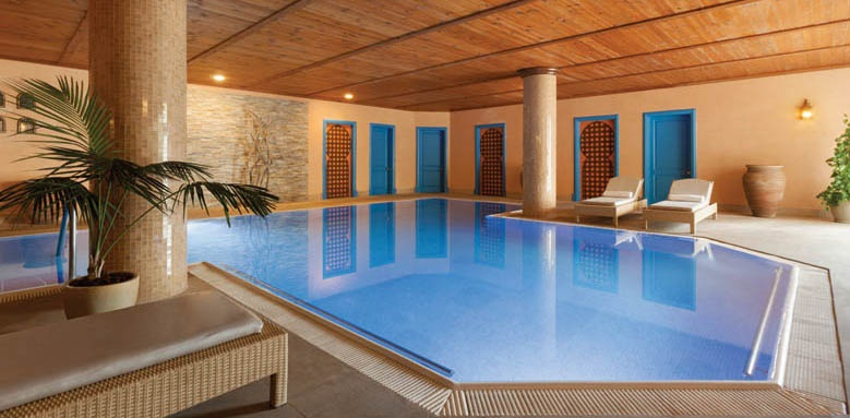 Kempinski Hotel San Lawrenz, Spa Pool