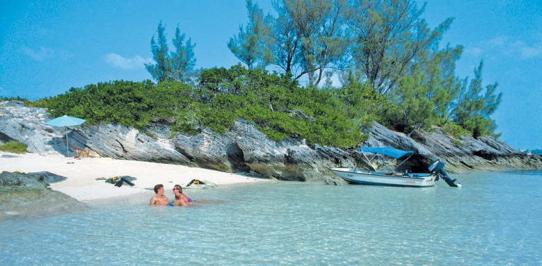 Cambridge Beaches Resort & Spa, private islands