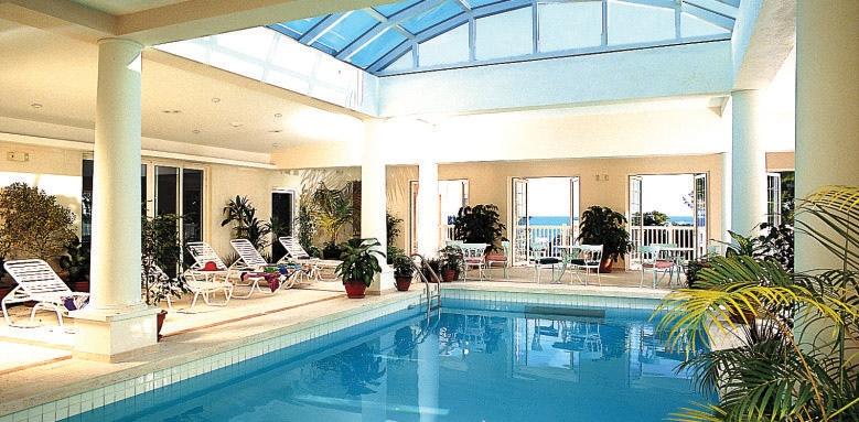 Cambridge Beaches Resort & Spa, aquarium baths