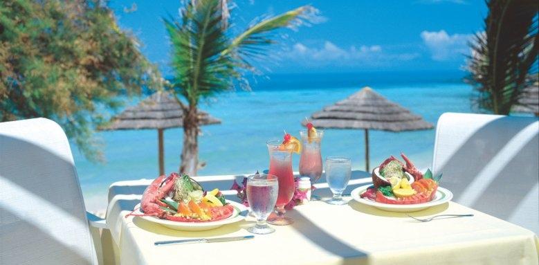Cambridge Beaches Resort & Spa, Breezes lunch