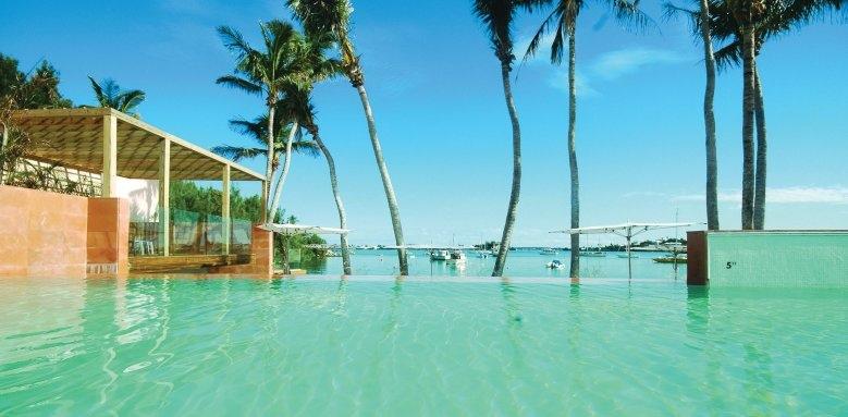 Cambridge Beaches Resort & Spa,infinity pool