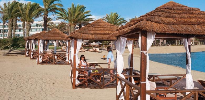 Constantinou Bros Asimina Suites Hotel, beach cabanas