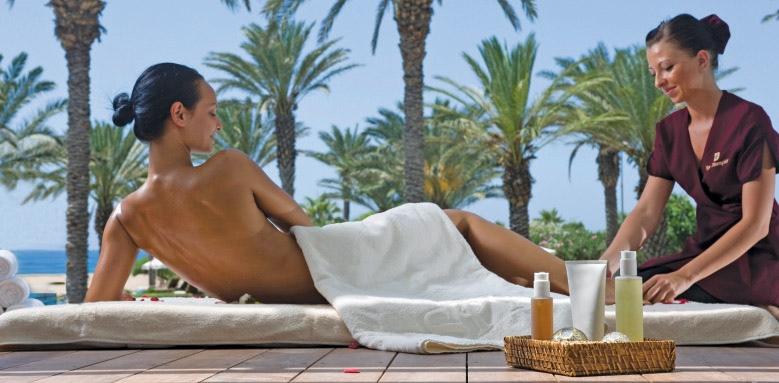Constantinou Bros Asimina Suites Hotel, spa massage treatment