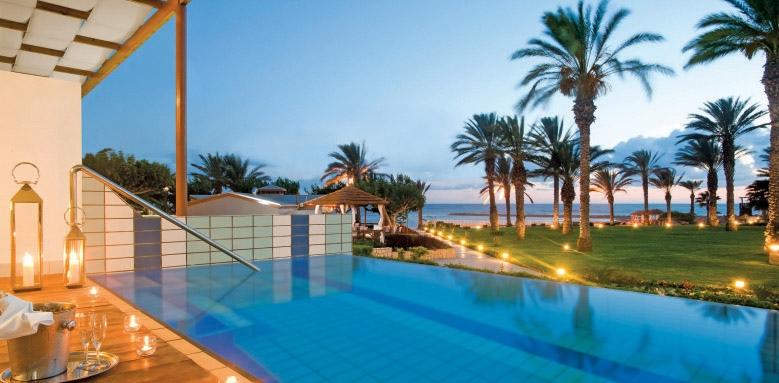 Constantinou Bros Asimina Suites Hotel, private pool