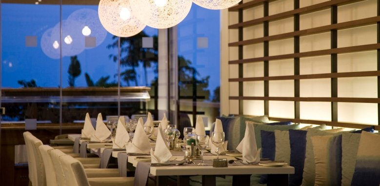 Capo Bay, restaurant