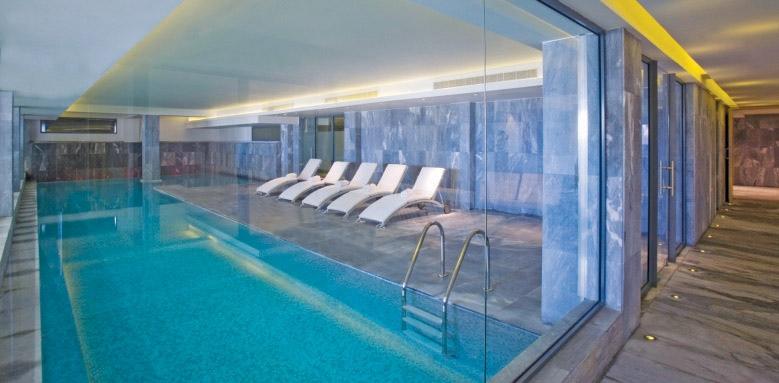 Capo Bay, spa indoor pool