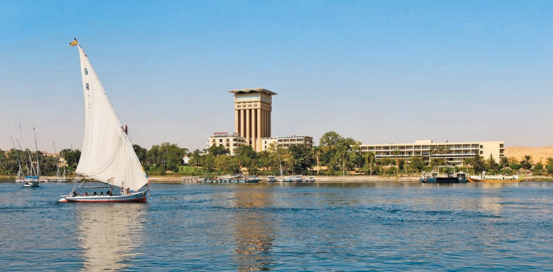 Movenpick Resort Aswan, exterior
