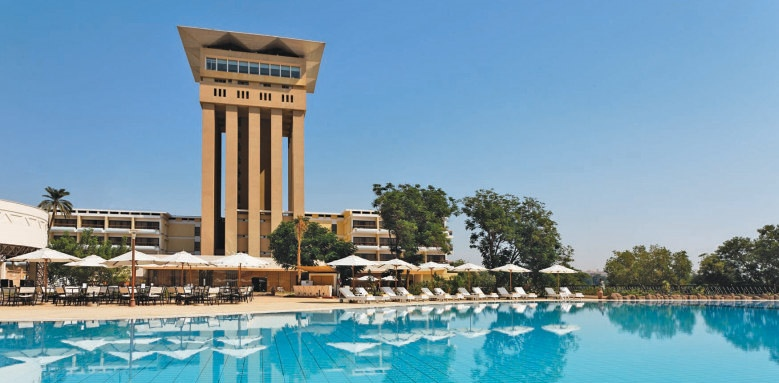 Movenpick Resort Aswan, pool
