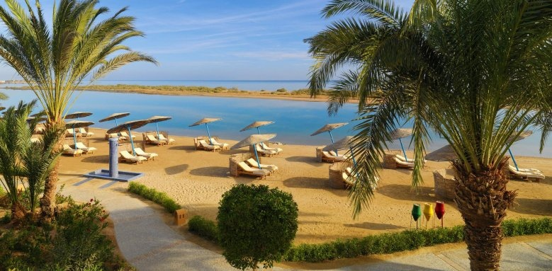 Sheraton Miramar Resort El Gouna, beach view