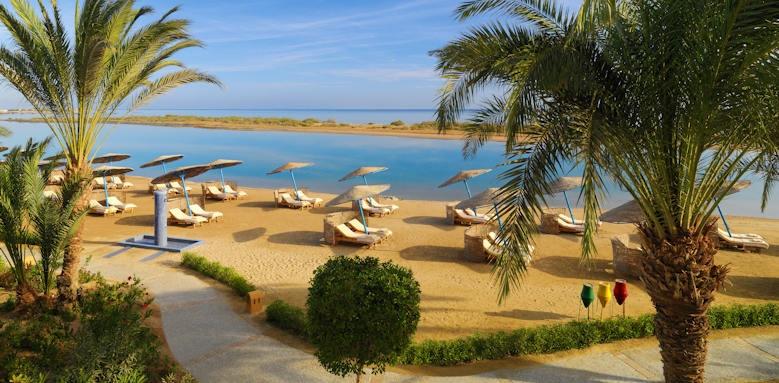 Sheraton Miramar El Gouna, beach