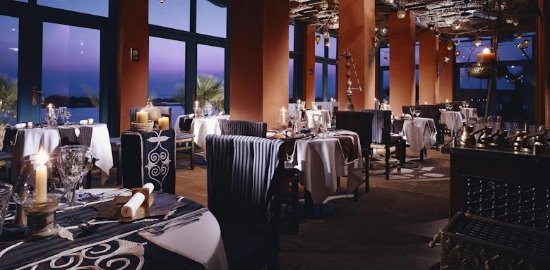 Sheraton Miramar El Gouna, Oriental Restaurant