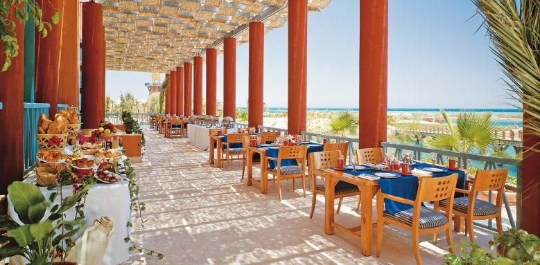 Sheraton Miramar Resort El Gouna, terrace
