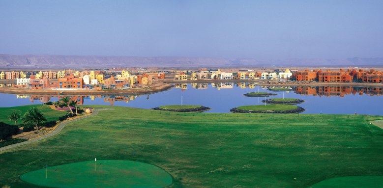 Sheraton Miramar Resort El Gouna, golf course